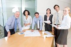 业务组会议 库存图片