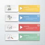 业务设计的,报告,步介绍抽象模板 库存图片