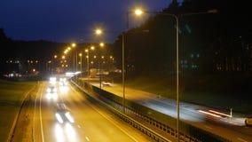 业务量在城市 从桥梁的大角度看法 影视素材