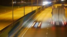 业务量在城市 从桥梁的大角度看法 股票视频