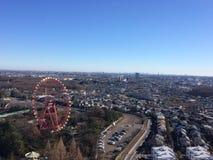 东京全景 免版税库存照片