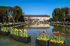 东京国立博物馆在东京,日本 库存图片