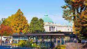 东京国立博物馆 图库摄影