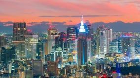 东京地平线在日本 图库摄影