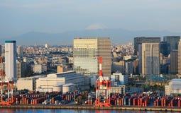 东京地平线 免版税库存照片