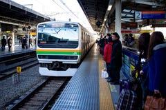 东京地铁站 图库摄影