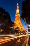 东京塔 免版税库存照片