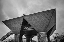 东京大站点 免版税库存图片