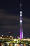 东京天空结构树 图库摄影
