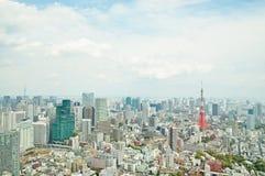 东京市视图 图库摄影