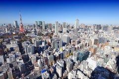 东京市 免版税图库摄影