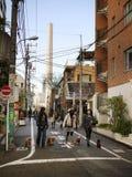 东京日本 库存照片