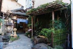 东京老日本 库存图片