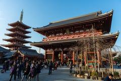 东京老日本 库存照片