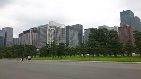东京视图 免版税图库摄影