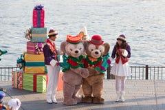 东京迪士尼海洋游乐园在日本 库存照片