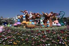 东京迪斯尼乐园,日本 免版税库存照片