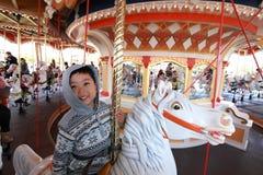 东京迪斯尼乐园,日本 免版税图库摄影