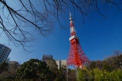 东京铁塔 免版税库存照片