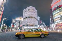 东京,日本为仅社论使用 图库摄影