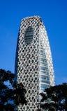 东京,日本都市风景  免版税库存图片