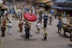 东京,日本- 2017年5月13日:伊多东京博物馆内部 免版税库存图片