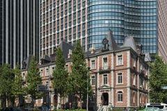 东京,日本- 2016年10月2日:三菱Ichigokan博物馆,千代田,东京,日本 库存照片