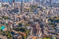 东京,日本- 2015年11月26日-东京Kanto地区和 免版税图库摄影