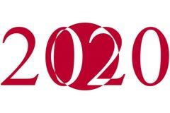 东京2020奥林匹克例证 库存例证