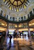 东京- 11月26 :日本人在11月26日的东京站 免版税图库摄影
