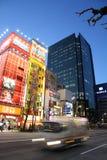东京购物 库存图片
