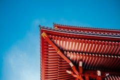 东京- Sensoji籍,寺庙,日本 库存图片
