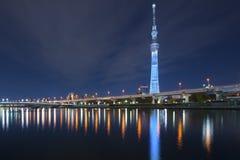 东京Skytree 库存照片