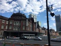 东京staion 库存图片