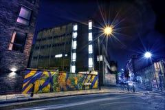 东伦敦街道画 免版税库存图片