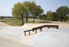 东北社区公园Frisco TX 免版税图库摄影