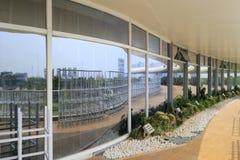东南运输中心办公室 免版税库存照片
