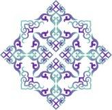 东方中国装饰品 免版税库存图片