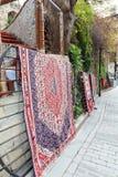 东方地毯。 免版税库存图片