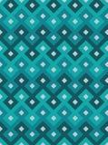 东方无缝的传染媒介样式 阿拉伯几何模式 库存例证