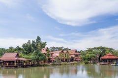 东方村庄, Langkawi,马来西亚 免版税图库摄影