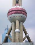 东方珍珠塔 库存照片