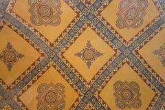 东方装饰品在伊斯坦布尔清真寺  免版税图库摄影
