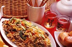 东方食物 免版税库存照片