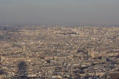 巴黎东方  库存图片