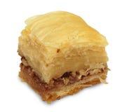 东方pahlava甜点 免版税图库摄影