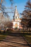 东正教。俄罗斯,西伯利亚,伊尔库次克。 免版税库存照片