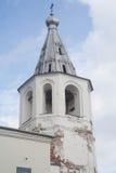 东正教中世纪教会在Veliky诺夫哥罗德 库存图片