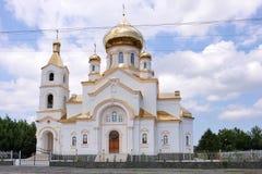 东正教在乌克兰 免版税库存照片