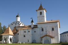 东正教教会 图库摄影